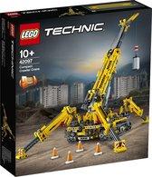 Afbeelding van LEGO Technic Compacte Rupsband Kraan - 42097