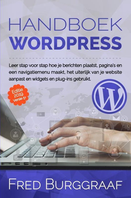 Handboek WordPress - Fred Burggraaf |