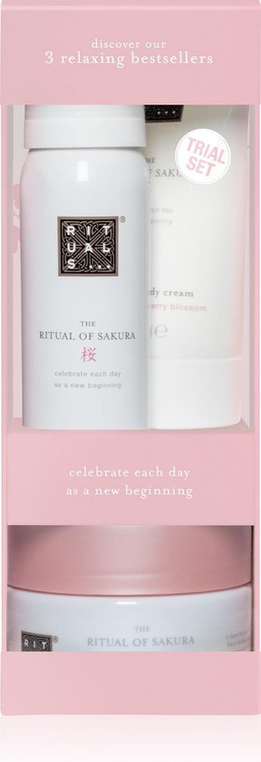 RITUALS The Ritual of Sakura Trial Set - RITUALS