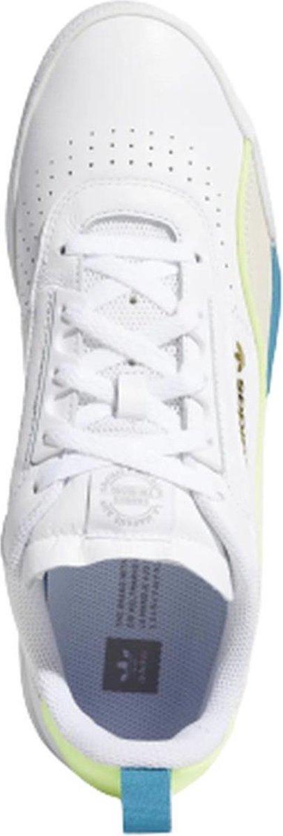 adidas Performance Liberty Cup Heren Skateboard schoenen wit 38 2/3