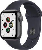 Apple Watch SE 2021 - Smartwatch - 40mm - Spacegrijs