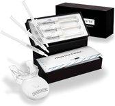 Tandenbleekset SmileWhite – Witte Tanden in 10 min. - 100% Veilig! - Tanden Bleken LED - Teeth Whitening Kit / Gel - geen peroxide
