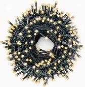 Meisterhome 500 led Warm wit - Kerstboom verlichting sfeer verlichting - Decoratie Voor binnen & buiten - 37,5 m