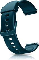 Smartwatch-Trends S205L – Vervanging Horlogeband –  Siliconen bandje - Groen