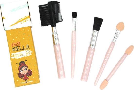 Miss Nella mini make-up kwasten setje voor kinderen