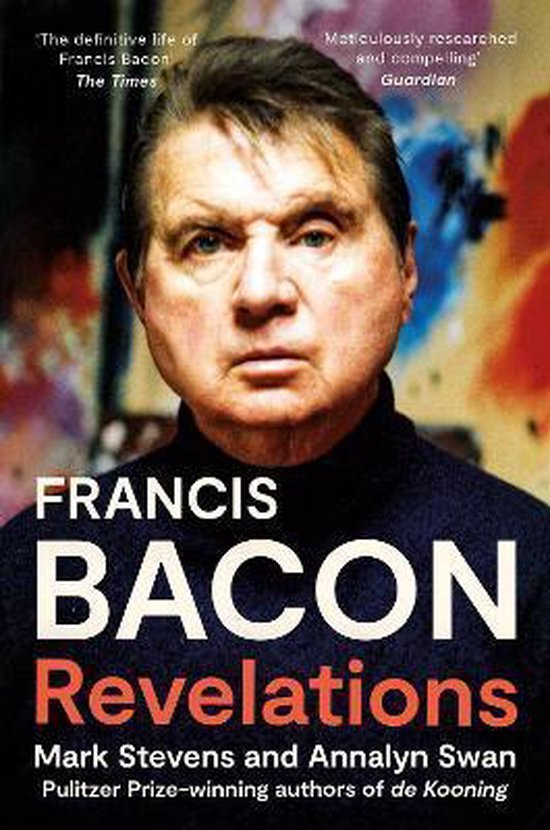 Boek cover Francis Bacon van Mark Stevens (Paperback)