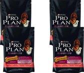 Pro Plan Biscuits - Hondensnacks Zalm & Rijst - 4 x 400 g