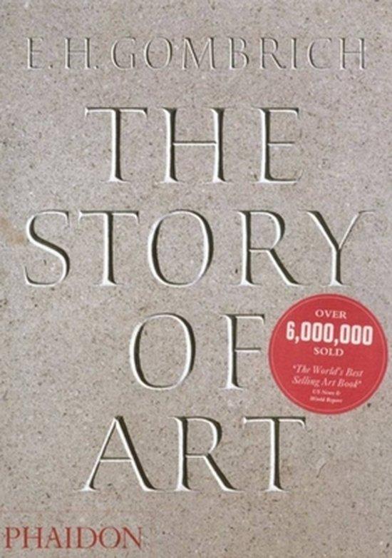 Boek cover Story of Art (16th Ed) van E.H. Gombrich