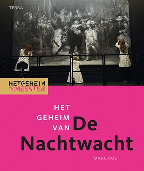 Boek cover The Secret of the Night Watch van Marc Pos (Hardcover)