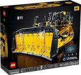 LEGO Technic Cat D11 Buldozer met app-besturing - 42131