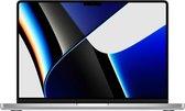 Apple MacBook Pro (Oktober, 2021) MKGR3N/A - 14 inch - Apple M1 Pro - 512 GB - Zilver
