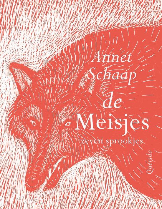 Boek cover De meisjes van Annet Schaap (Hardcover)