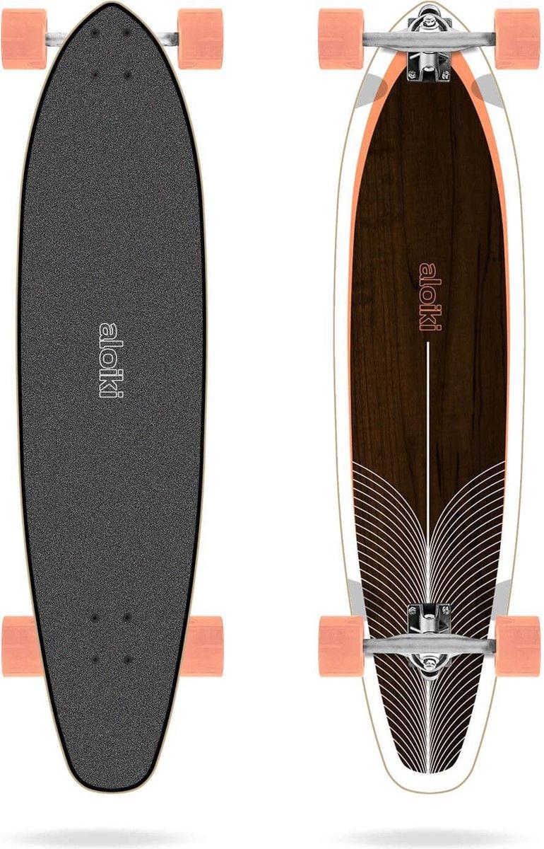 Aloiki Famara pintail longboard 37.8