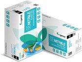 Bergamot - Nitril Handschoen - Geschikt voor voeding, industrie, schoonmaak, Medisch, Anti-covid - LARGE - 100 stuks per doos