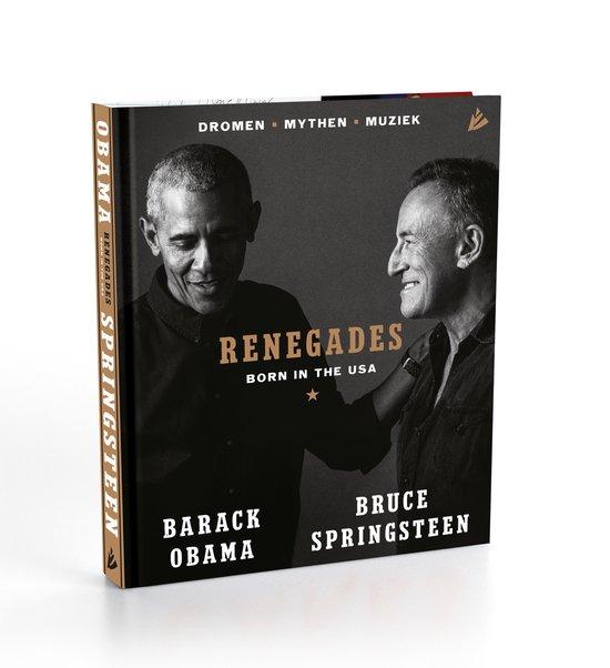 Boek cover Renegades van Barack Obama (Hardcover)