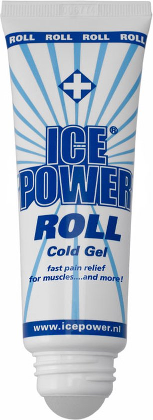 Ice Power Coldgel Roller  - Koelzalf