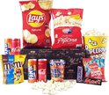 Kerstpakket 34 - Movienight! - kerst - kerstgeschenk - geschenkset - afscheidscadeau - filmpakket