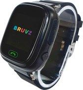 BRUVZ KB600 – GPS Horloge Kind – Smartwatch Kinderen – GPS Tracker Kind – Kinderhorloge – Smartwatch Kids – Inclusief Simkaart – Zwart