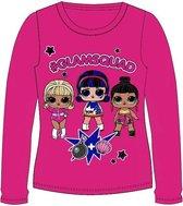 LOL Surprise shirt - roze - L.O.L. Surprise longsleeve - katoen