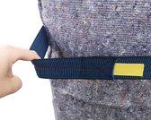 Kortpack , Verhuisdekens , 3 stuks van 150 x 200 cm , zware kwaliteit + 3 elastieken om de dekens te fixeren+ KORTPACK pen 099.0088