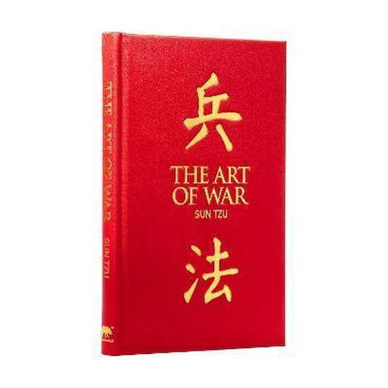 Boek cover The Art of War van Sun Tzu (Hardcover)