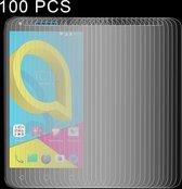 Let op type!! 100 stuks 0 26 mm 9H 2.5D getemperd glas Film voor Alcatel U5