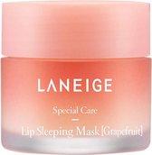Lip Sleeping Mask Grapefruit - Lippen Slaapmasker van Laneige