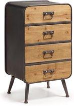 Kave Home - Halie buffetkast 48 x 83 cm