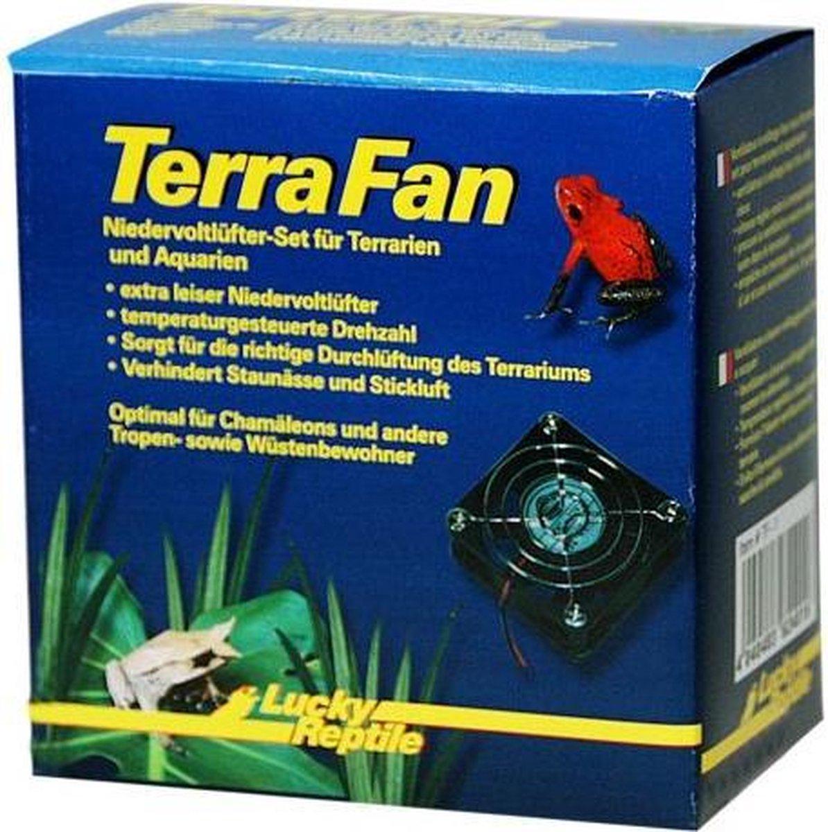 Lucky Reptile Terra Fan - Set - Lucky reptile