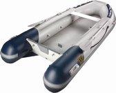 VETUS V-Quipment rubberboot 'Traveller', 200 cm. Opblaasbare vloer
