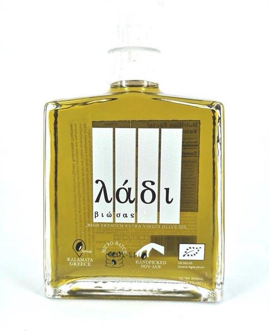 Ladi Biosas Griekse biologische extra virgin olijfolie 700ml