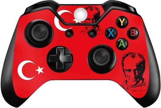 Turkije – Xbox One controller skin