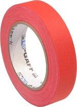Pro Gaff gaffa tape 24mm x 22,8m rood