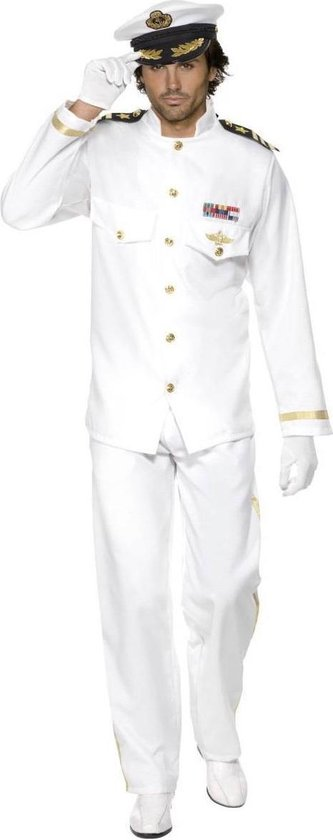"""""""Pilotenkostuum voor mannen - Verkleedkleding - XL"""""""