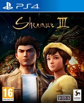 Shenmue III (3) - PS4