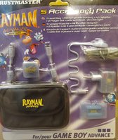 5 Accessories Pack - Rayman Edition - Purple