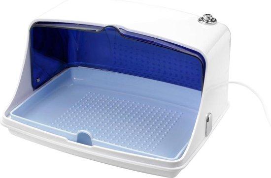 UV + Ozon Desinfectie box voor smartphones, sleutels, horloges, brillen mondkapjes etc.
