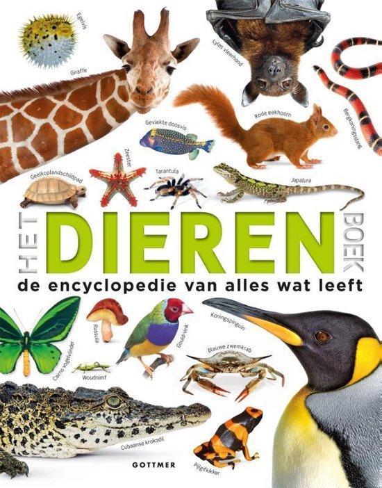 Het dierenboek - David Burnie |