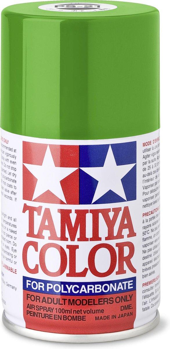 TAMIYA PS-21 Park groen (spuitbus 100ml)