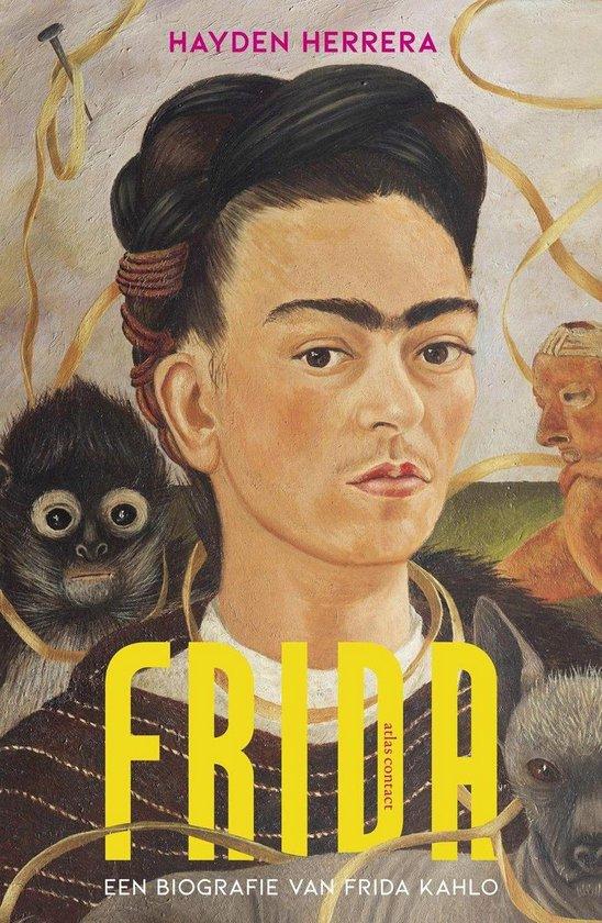 Boek cover Frida van Hayden Herrera (Onbekend)