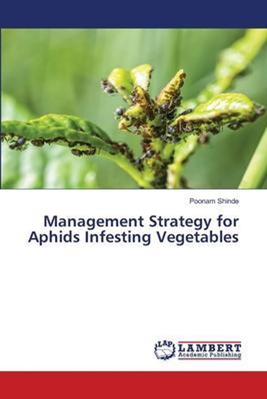 Management Strategy for Aphids Infesting Vegetables