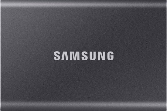 Samsung Portable SSD T7 - 1TB - Grijs
