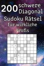 200 schwere Diagonal Sudoku Ratsel fur wirkliche Profis