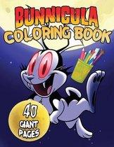 Bunnicula Coloring Book