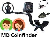 MD Coinfinder kinder metaaldetector voordeelpakket