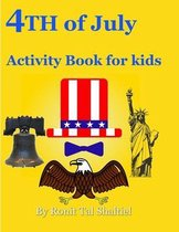 4th of July Activity Book for kids