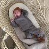 Mozes mandje | Mozes mand | Baby reiswieg | Rotan wieg | Ivy and Soof