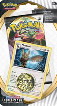 Pokémon Sword & Shield Rebel Clash Checklane - Noctowl - Pokémon Kaarten