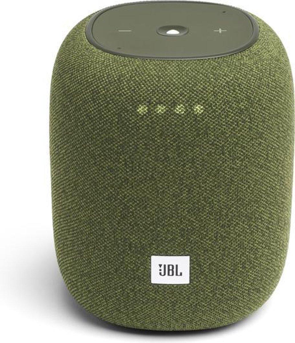 JBL Link Music - Draadloze Smart Speaker - Groen