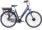 Villette le Plaisir elektrische fiets - grijsblauw - Framemaat 54 cm